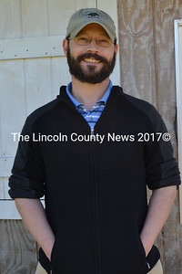 Chris Coleman, a fourth-grade teacher at Great Salt Bay Community School in Damariscotta, has been named Lincoln County Teacher of the Year. (Maia Zewert photo)