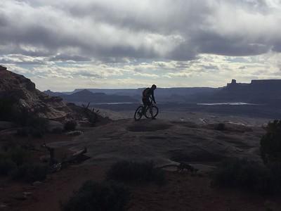 Merrill Warren - Moab 2016 photos