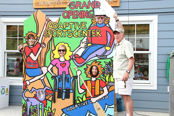 Adaptive Building Grand Opening
