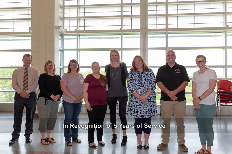 FPS Staff - 6/4/2019 Employee and Retiree Recognition Program