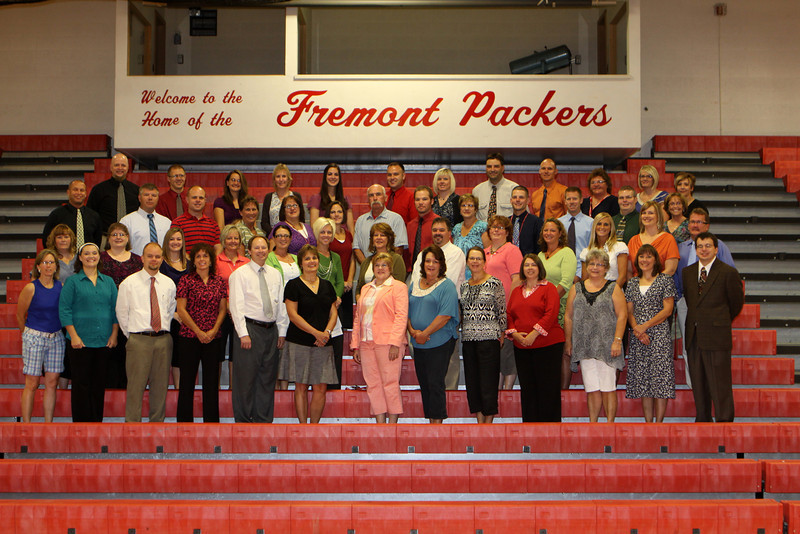 High School Staff 2011-2012