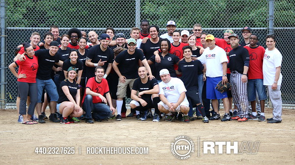 2015-06-25 - SOFTBALL GAME VS CLE MUSIC GROUP