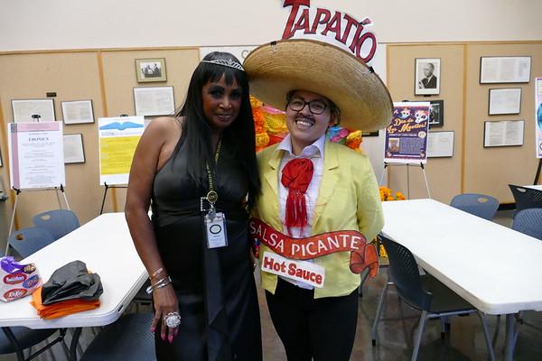 2017-10-30 Halloween and Dia De Los Muertos