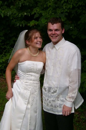Ian and Ruthie's Wedding 6.26.04