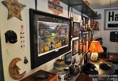 Rock's Office