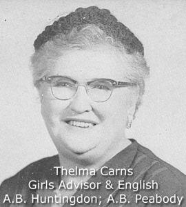 Crns, Thelma