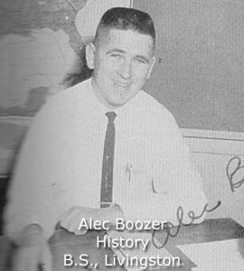 Boozer, Alec