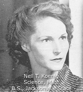 Koenig, Nell