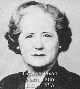 Jaxon, Octavia
