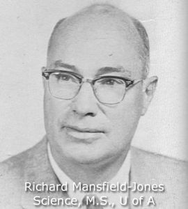 Mansfield-Jones, Richard