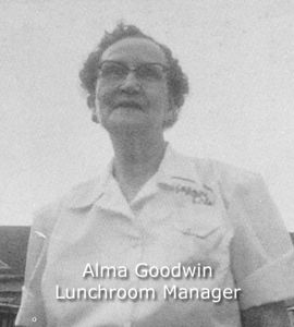 Goodwin, Alma
