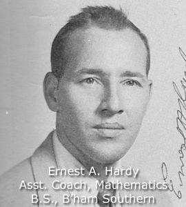 Hardy, Ernest