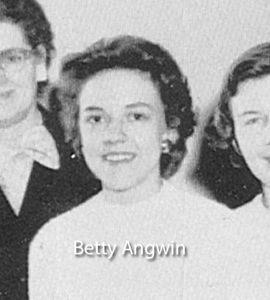 Angwin, Betty