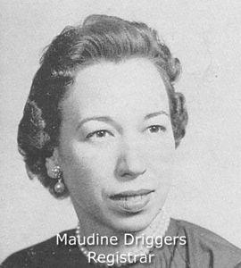 Driggers, Maudine