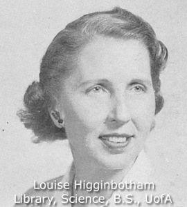 Higginbotham, Louise