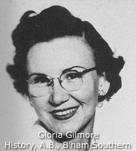 Gilmore, Gloria