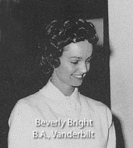 Bright, Beverly