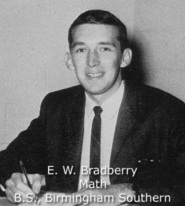 Bradberry, E W