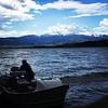 Lake time...