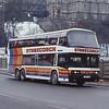 Stagecoach C719JTL Waverley Bridge Edinburgh Feb 86