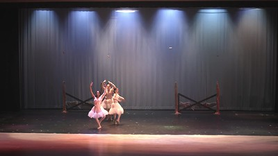 5 Tues INT I-II Ballet -Someplace Far Far Away-