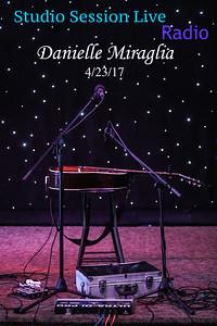 Danielle M Studio Session Live-1