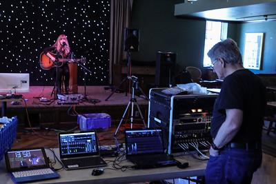 Danielle M Studio Session Live-8