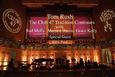 Tom Rush Concert 1