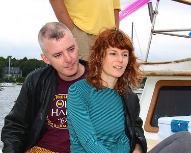 Lemifest Musicans Boat Trip 88