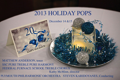 2013 Holiday Pops Cover