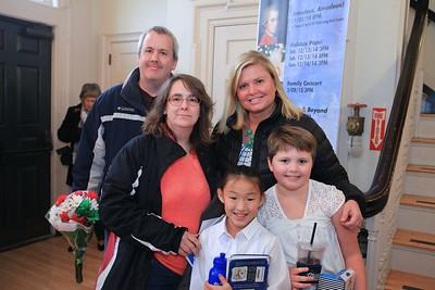 Faces Seen on Scene at the Plymouth Philharmonic Holiday Pops concerts on December 13. Wicked Local Photo/Denise Maccaferri