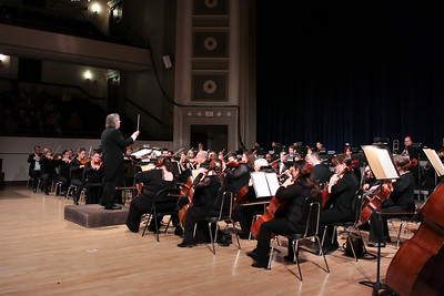 The 100th Season begins with Beethoven's Leonore Overture, No.3