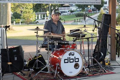 PA Darren Bessett Band-9879