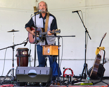 """Chukula has been driving from Florida performing in front of his  hunger awareness campaign """"Hunger Bus"""" between acts at the Harborfest for MDS for many years.  This year he was deseedly given a spot on the main stage."""
