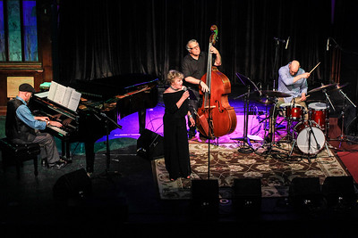 Donna Byrne and the Marshall Wood Trio-1