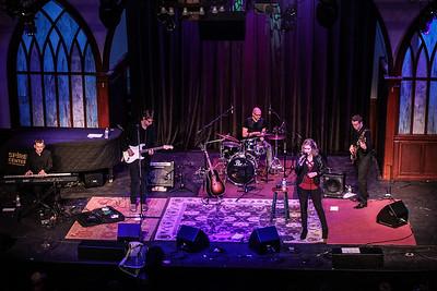 Amy Black Band-1