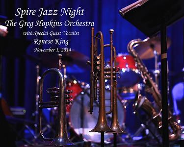 Spire Jazz  1