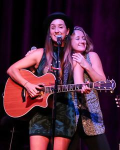 Rebecca & Amy Corriera