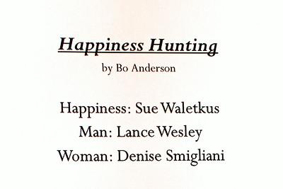 Happiness Hunting 2