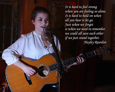Hayley Reardon Lyric