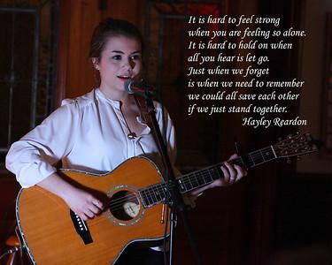 Hayley Reardon Lyric