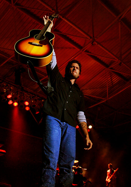 Blake Shelton Concert at Indian Summer  (2)