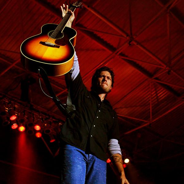 Blake Shelton Concert at Indian Summer (1)