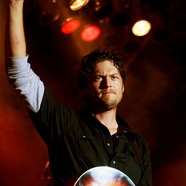 Blake Shelton Concert at Indian Summer  (5)