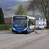 Stagecoach Highlands 27914 Kilmallie Road Caol 1 Apr 17