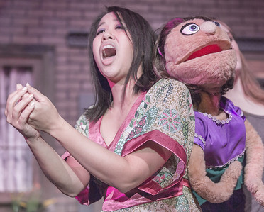 Avenue Q at Little Theatre of Alexandria