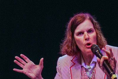 Paula Poundstone live at PAC