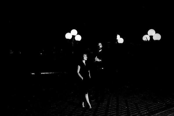 20150622 Freneticore Film Noir photo shoot