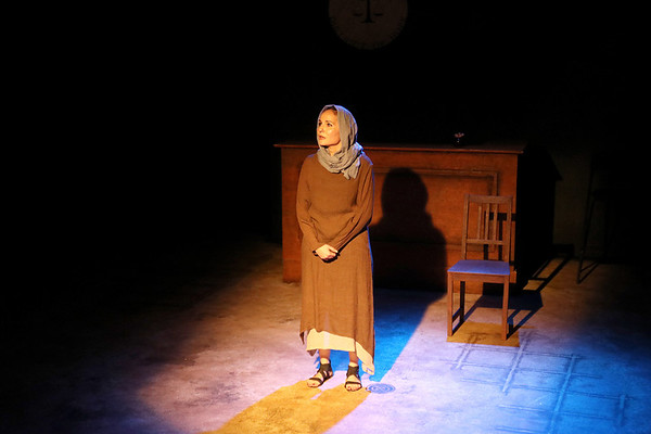 20170808 The Last Days of Judas Iscariot (Gravity Players)