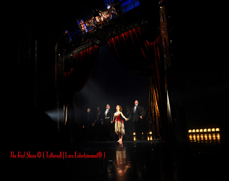 The Red Shoes © { Tattersall | Lara Entertainment® }